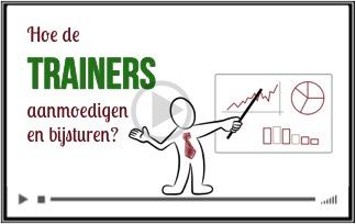 Hoe de trainers beter aanmoedigen en bijsturen